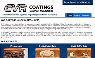 Website Design GVR
