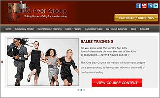 Wordpress Website Peer Group