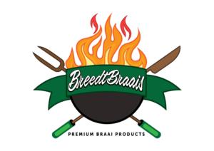 Breedt-braais-logo-design