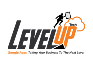 lebel-up-tech-logo-design