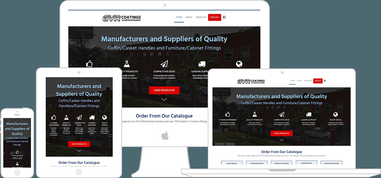 gvr-website-design